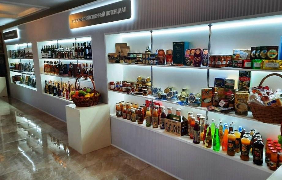 В Москве открылась выставка дагестанской сельскохозяйственной продукции
