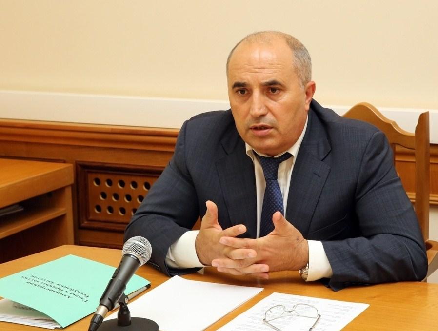 Шарип Шарипов: «Дни Дагестана в Совете Федерации дали возможность представить другим субъектам продукцию и потенциал АПК республики»