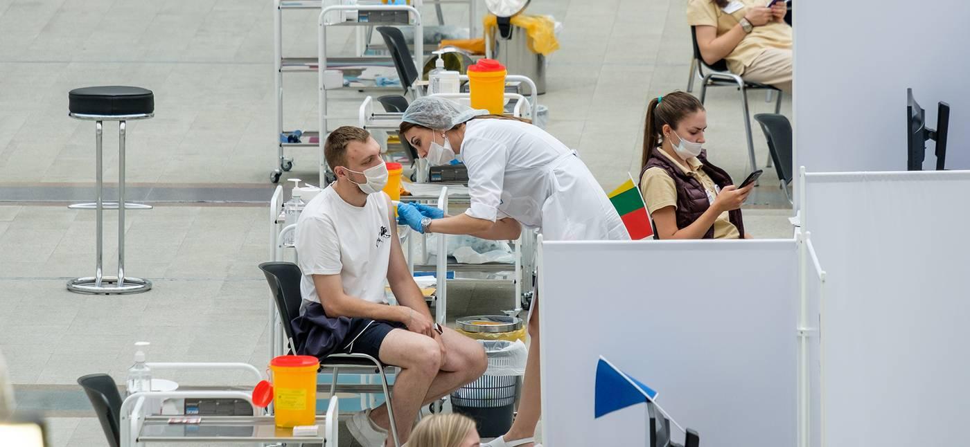 Порядок розыгрыша  призов среди вакцинированных от коронавируса утвержден правительством